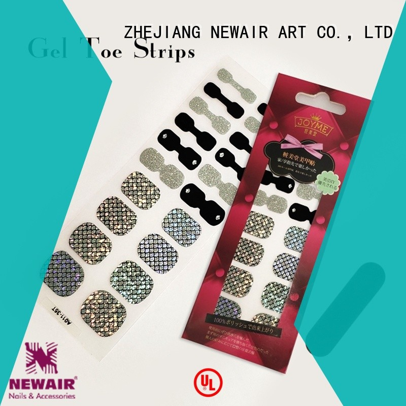 green incoco nail polish strips wholesale for gifts