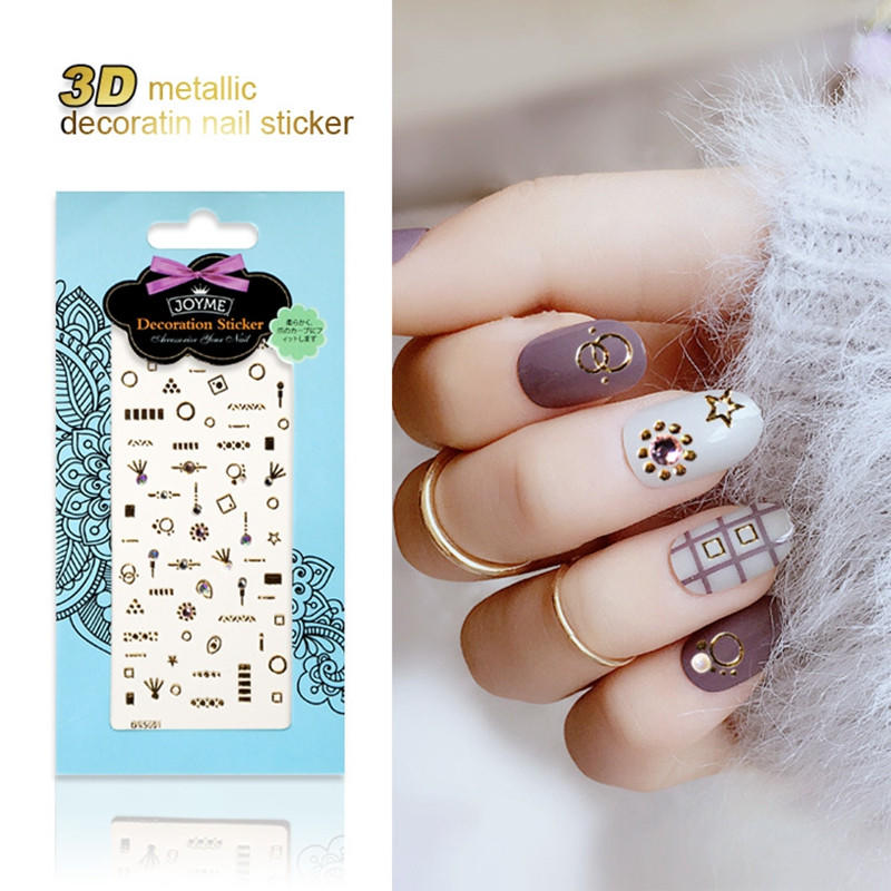 Newair Fake Nails fashion fingernail stickers factory for girl-1