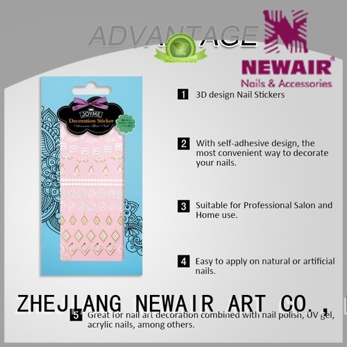 Newair Fake Nails universal disney nail stickers inquire now for women