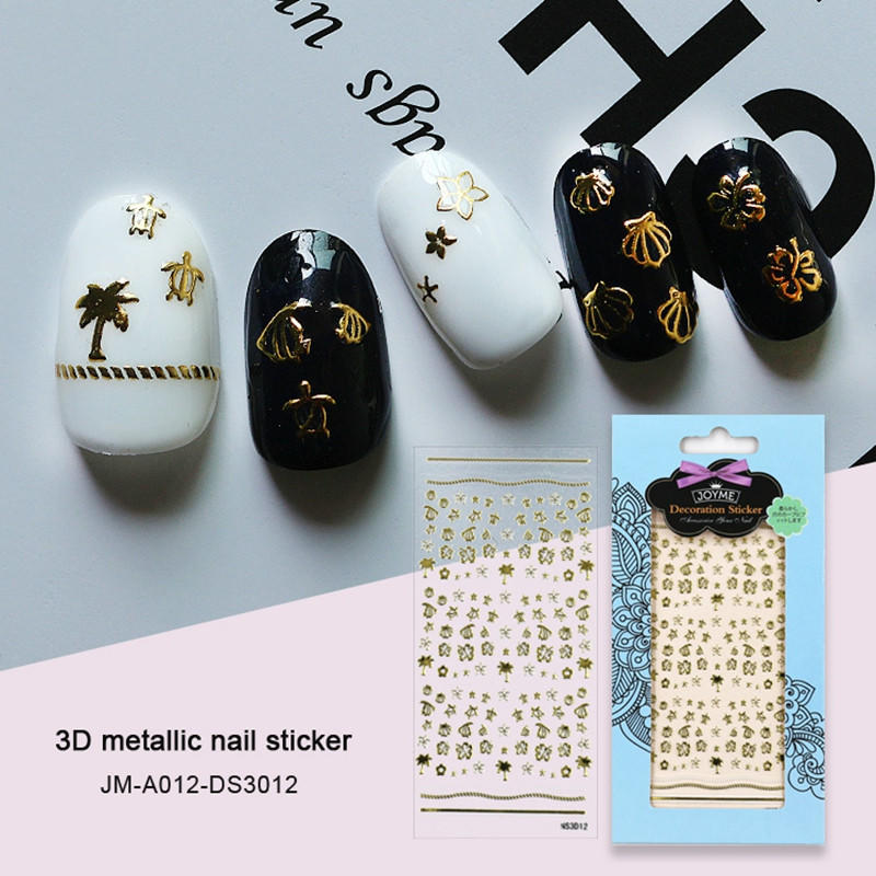 Newair Fake Nails decorative gel nail stickers design for ladies-1