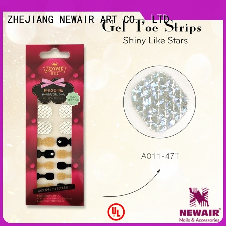 ombre essie nail strips personalized for gifts