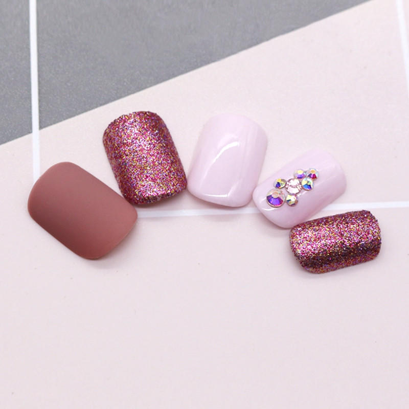 Newair Fake Nails artificial nails kit manufacturer for girls-2