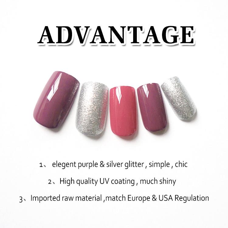 Newair Fake Nails Array image108