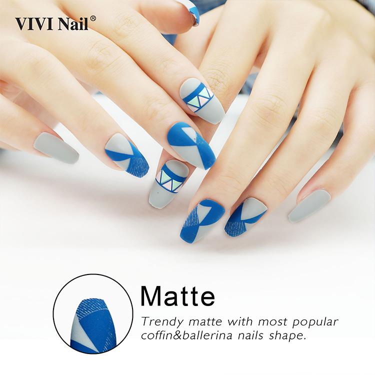 Newair Fake Nails Array image106