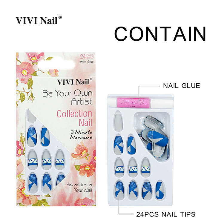 Newair Fake Nails Array image80