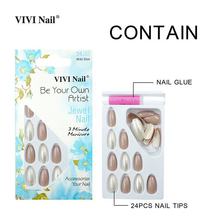 Newair Fake Nails Array image39