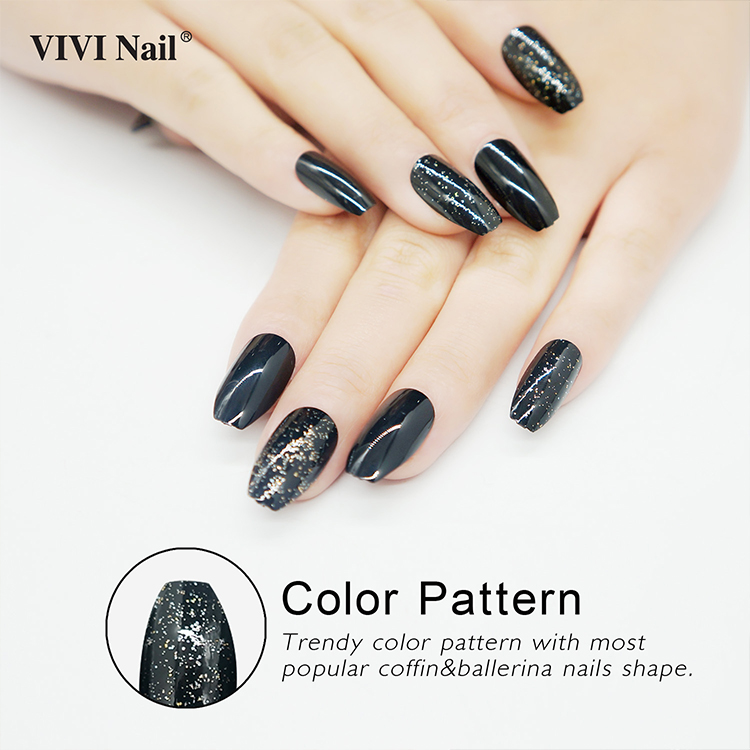 Newair Fake Nails Array image4