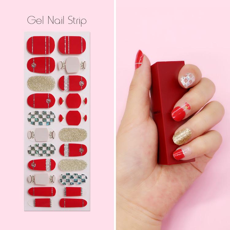 Newair Fake Nails Array image31