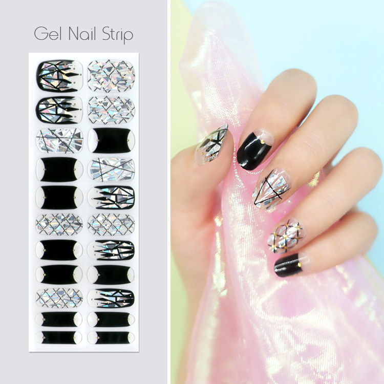 Newair Fake Nails Array image120