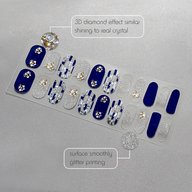 Newair Fake Nails Array image87