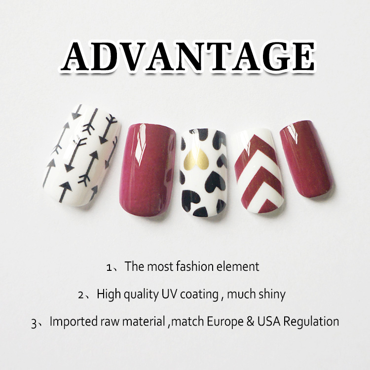 Newair Fake Nails Array image72