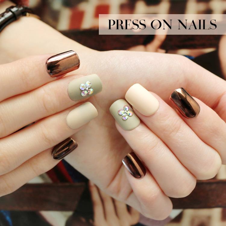 Newair Fake Nails Array image75
