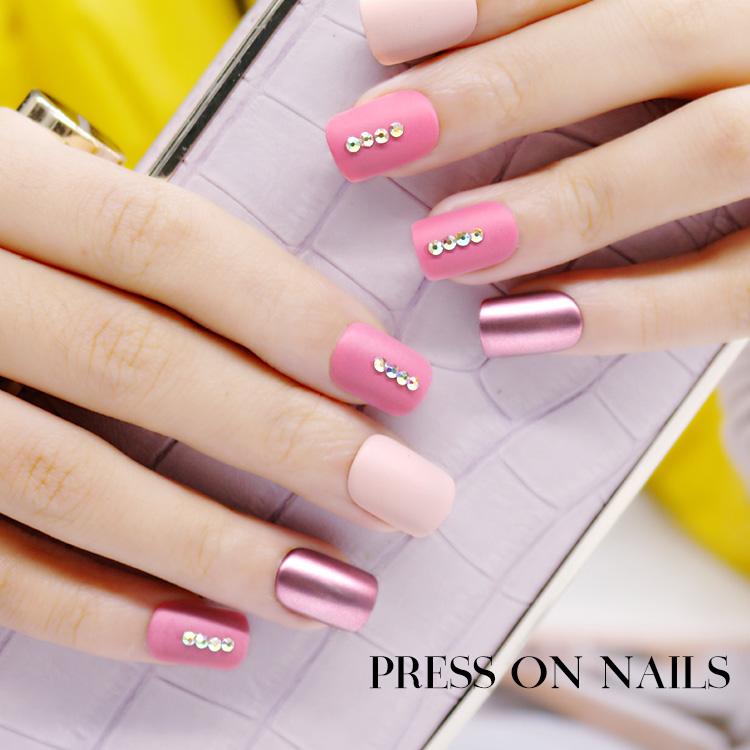 Newair Fake Nails Array image85