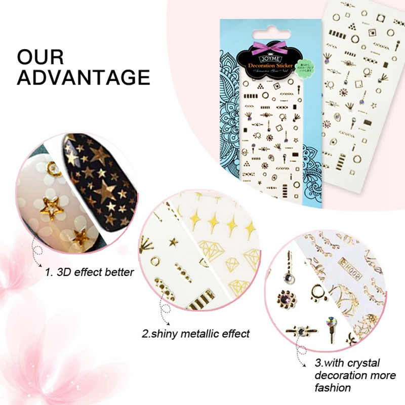 Newair Fake Nails fashion fingernail stickers factory for girl-4