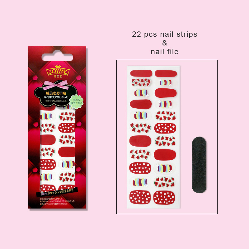 new arrival nail strips factory for beauty-5