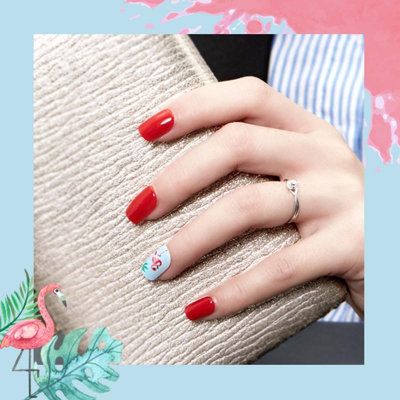 Newair Fake Nails Array image84