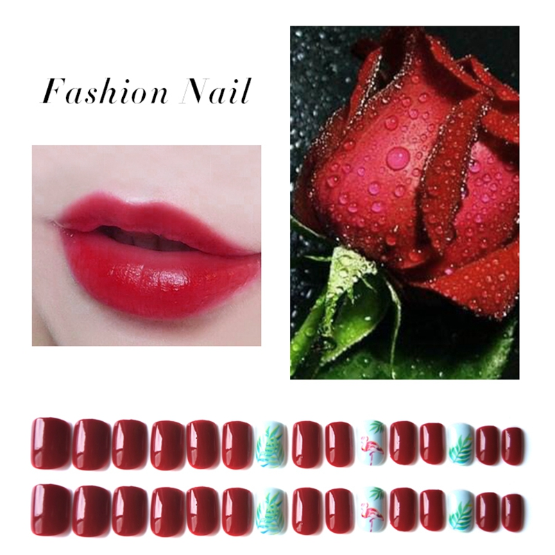 Newair Fake Nails Array image61