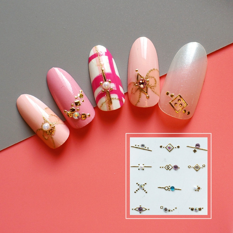 Newair Fake Nails self-adhesive nail decals inquire now for girl-5