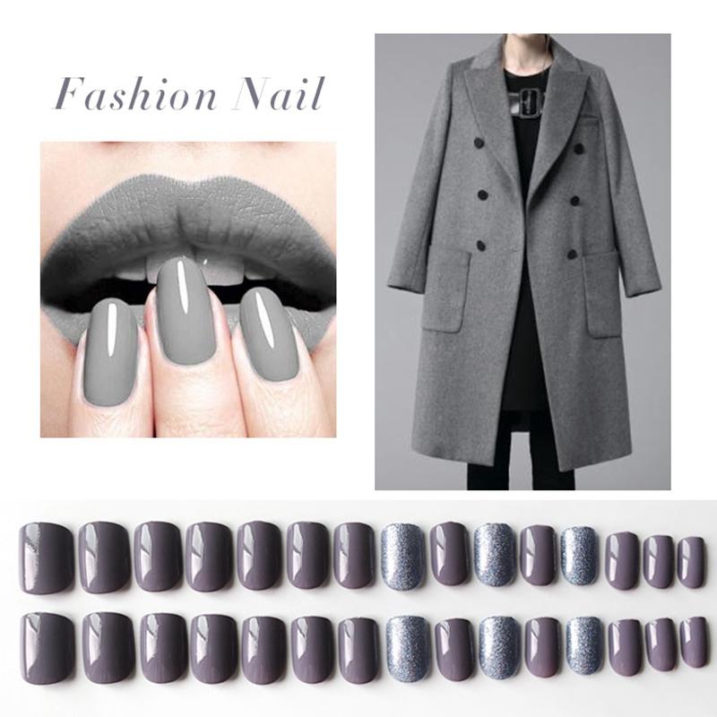 Newair Fake Nails Array image120