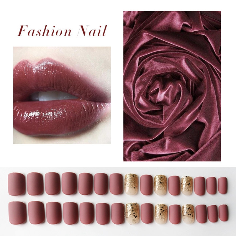 soft best press on nails from China for wedding-4