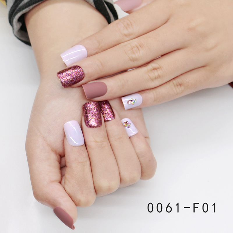 Newair Fake Nails Array image18