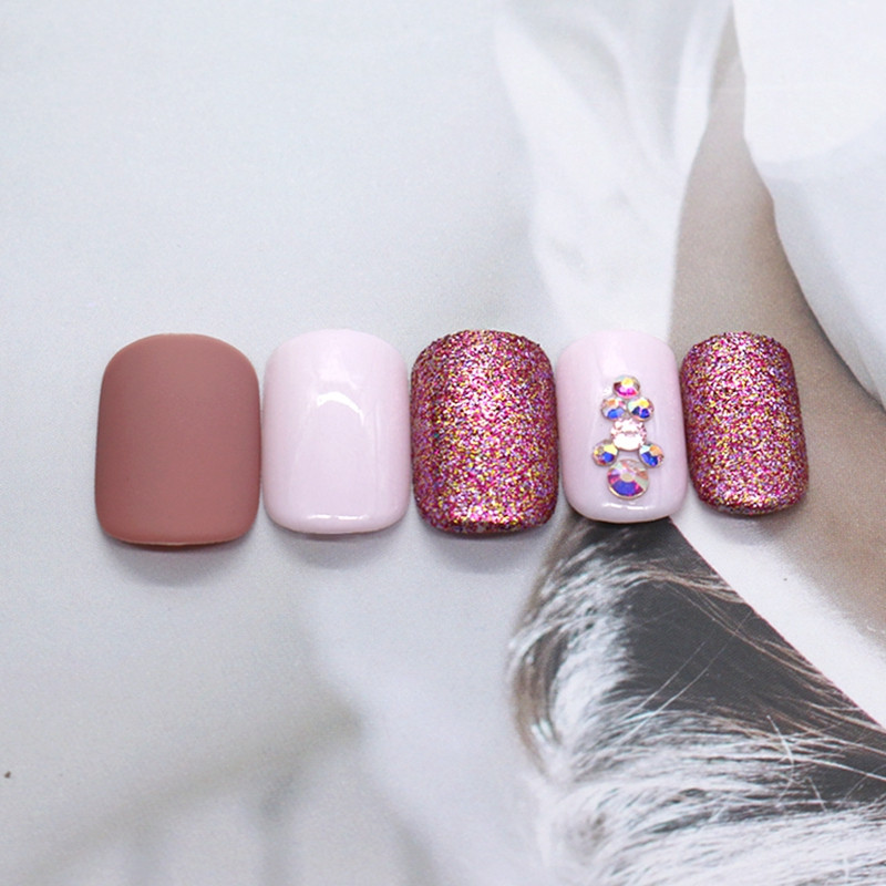 Newair Fake Nails artificial nails kit manufacturer for girls-5