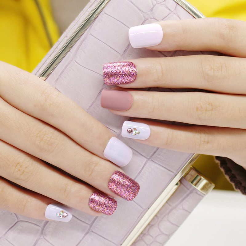 Newair Fake Nails artificial nails kit manufacturer for girls-6