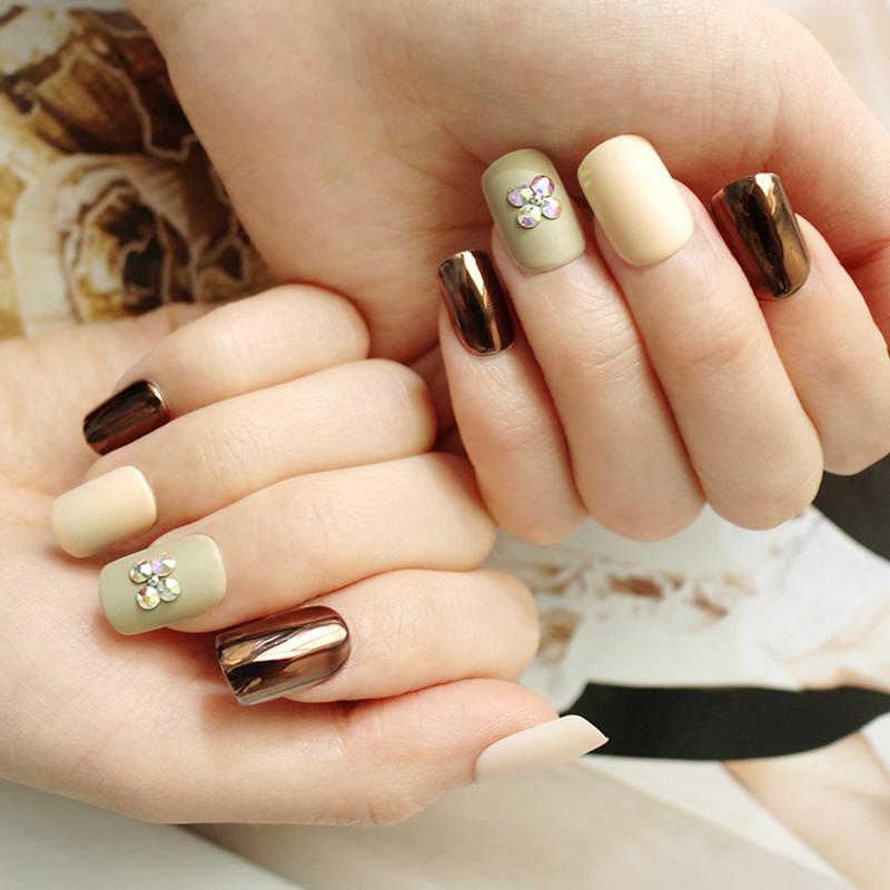 Newair Fake Nails Array image101
