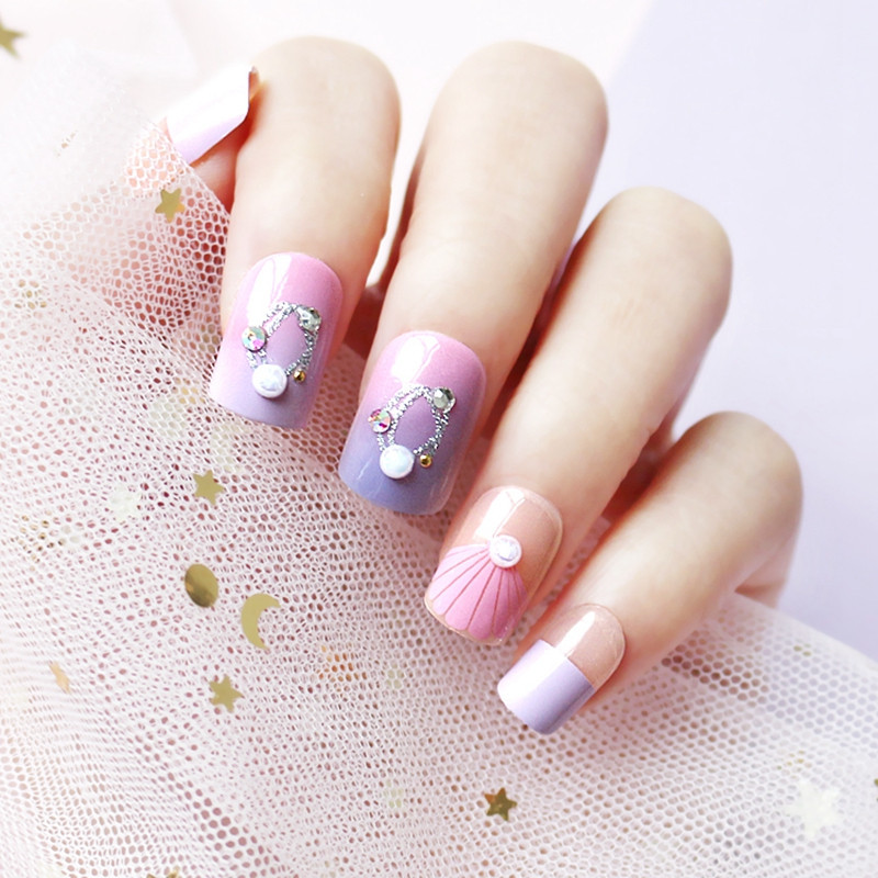 Newair Fake Nails long artificial nails directly sale for lady