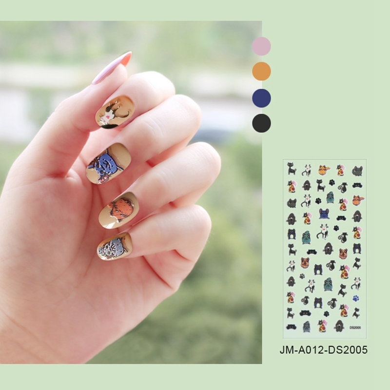 Newair Fake Nails fullcover nail stickers amazon for women-4