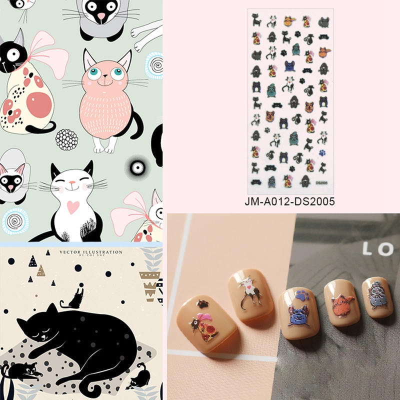 Newair Fake Nails fullcover nail stickers amazon for women-5