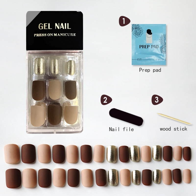 Newair Fake Nails Array image17