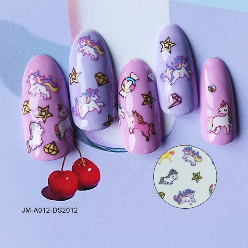 Newair Fake Nails nail decal stickers design for commercial