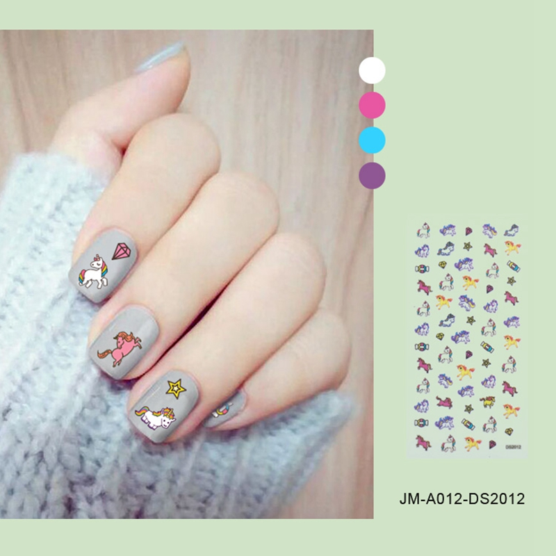 Newair Fake Nails nail decal stickers design for commercial-5
