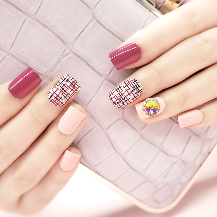 Newair Fake Nails Array image60