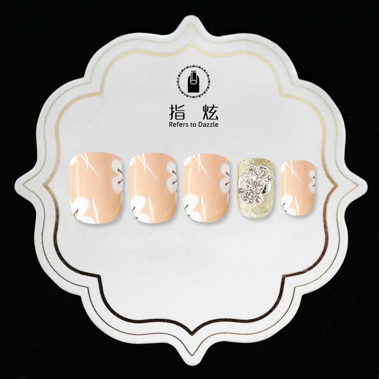 Newair Fake Nails gel press on nails China customized for lady
