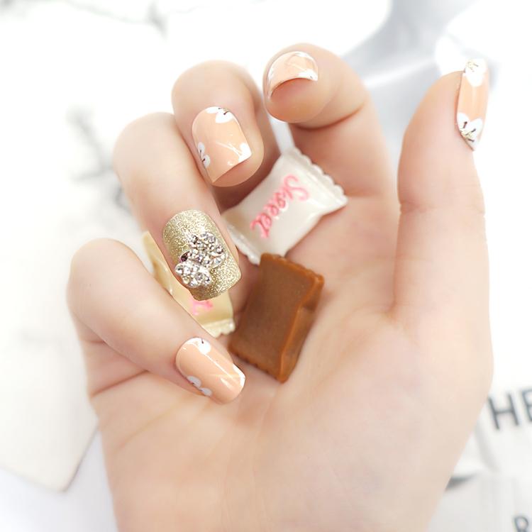 Newair Fake Nails gel press on nails China customized for lady-4