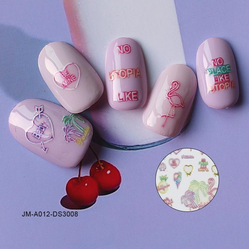 Newair Fake Nails Array image86