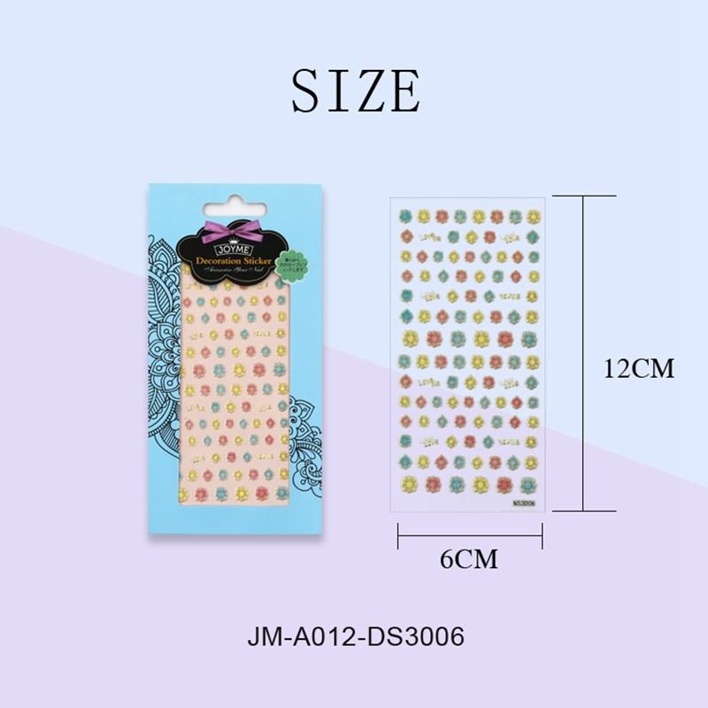star self-adhesive nail decals factory for ladies