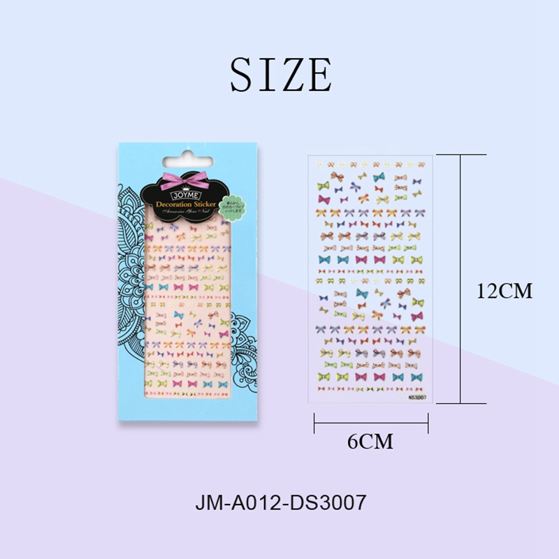 promotional custom nail decals for ladies-5