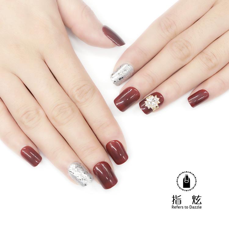 Newair Fake Nails Array image42
