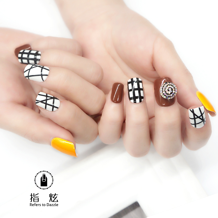 Newair Fake Nails Array image94