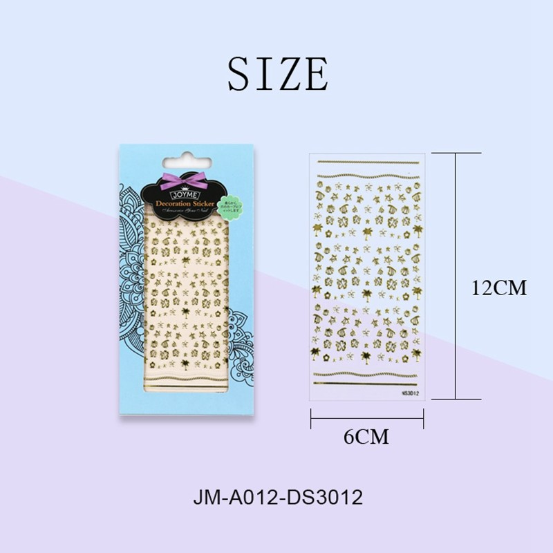 Newair Fake Nails decorative gel nail stickers design for ladies