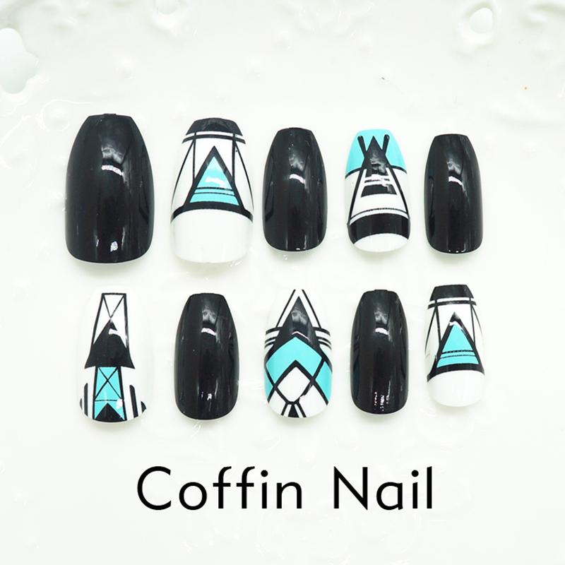 Newair Fake Nails Array image14