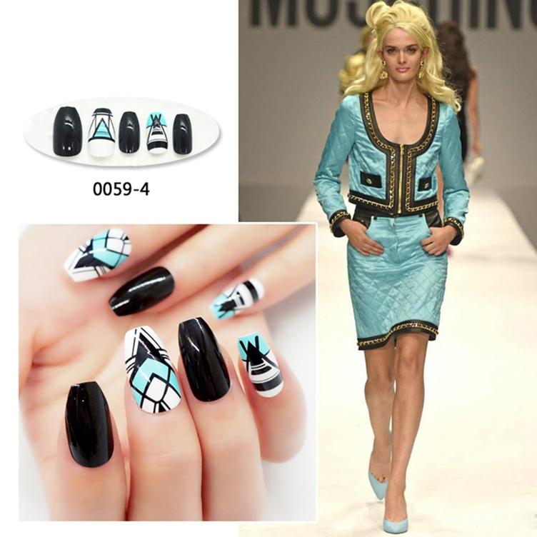 Newair Fake Nails Array image33