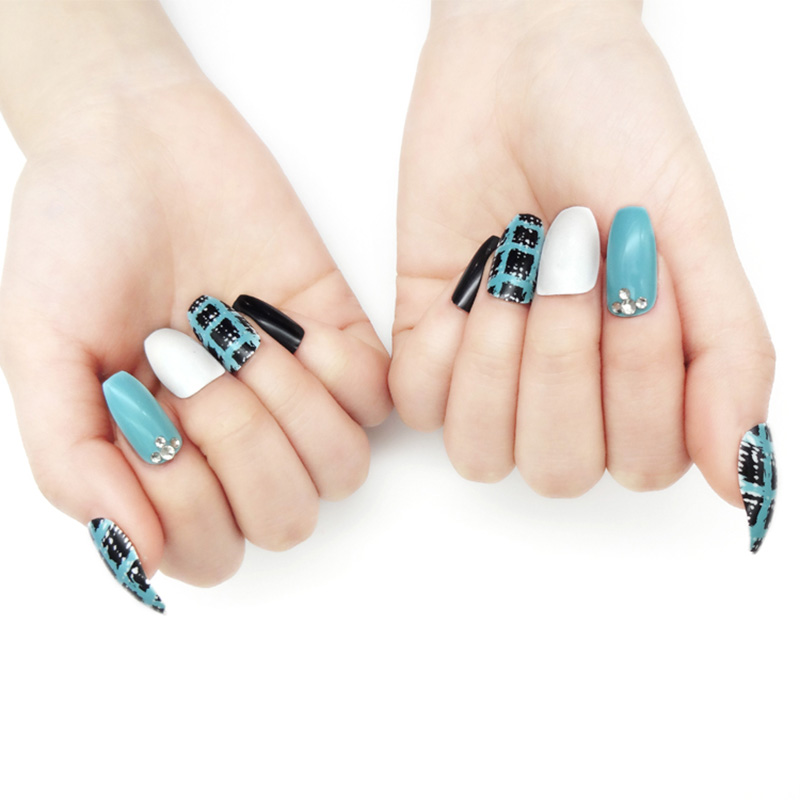 Newair Fake Nails Array image63