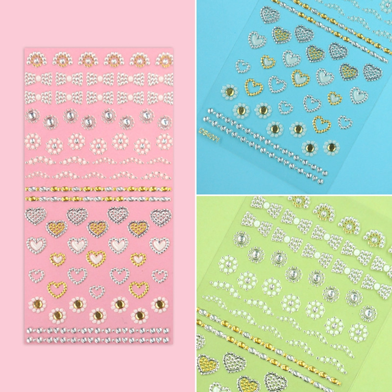 lovely nail sticker with good price for women-5