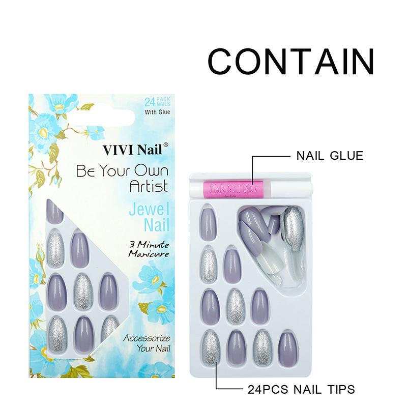 Newair Fake Nails Array image38