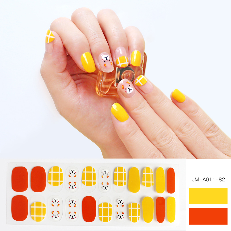 Newair Fake Nails Array image80
