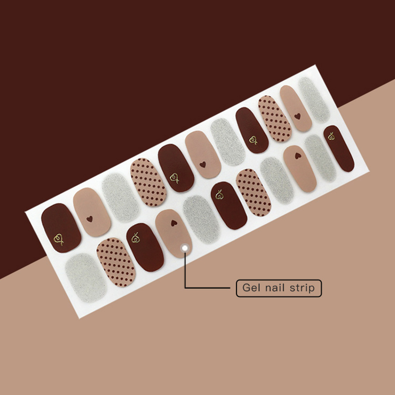 white nail striping tape personalized for commercial-4